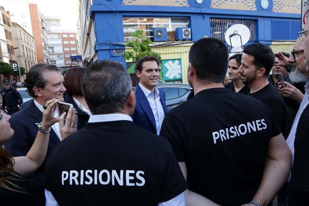 Albert Rivera en Murcia