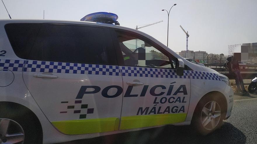 Detenido un hombre buscado como autor de dos robos con fuerza en Huelin