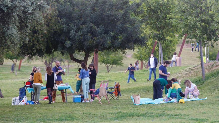 Cinco parques para conectar con la naturaleza esta primavera sin salir de Córdoba