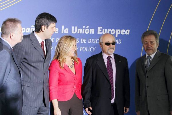 Trinidad Jiménez visita Zaragoza