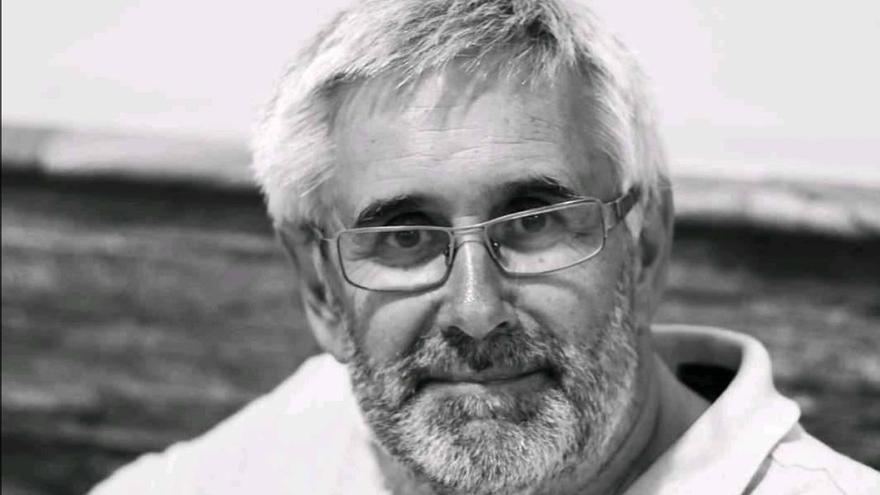Adiós a Steve Hasler, el británico que dejó huella  en la Universidad de Murcia