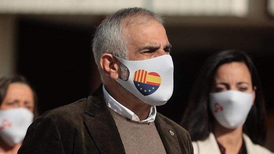 """Carrizosa anuncia una campanya """"100% digital"""" i insta a no fer mítings"""