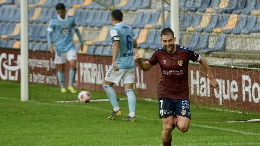 El Pontevedra CF, entre los más goleadores