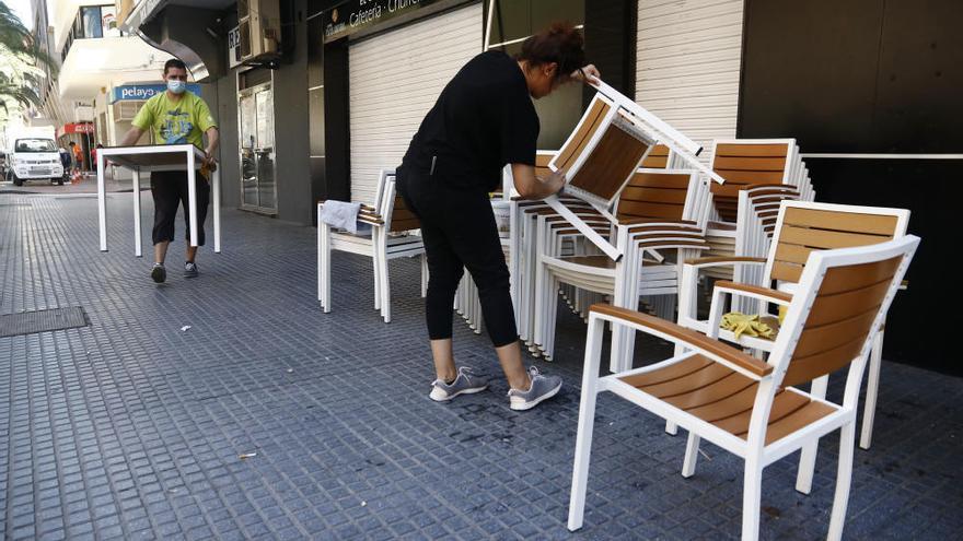 Málaga durante el estado de alarma | Jueves, 14 de mayo