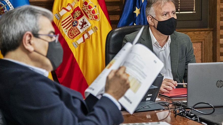 Gobierno y oposición chocan por los  criterios de reparto de fondos europeos