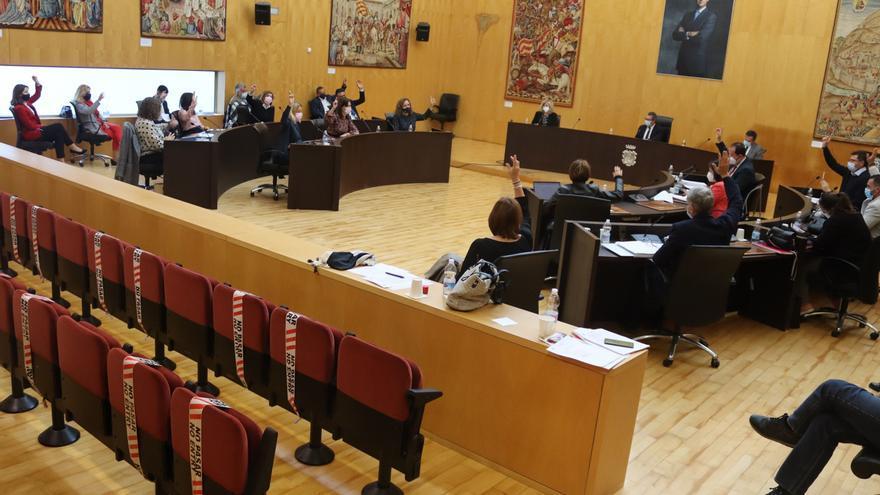 Benidorm reconocerá el Día de la Constitución a los servicios sanitarios, policiales y esenciales por su papel durante la pandemia