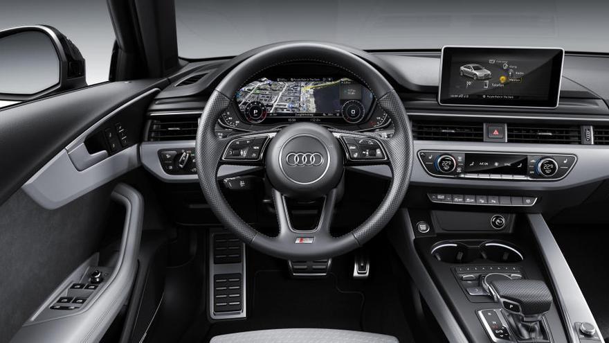 Alertan del riesgo de incendio en varios modelos de vehículos de Audi