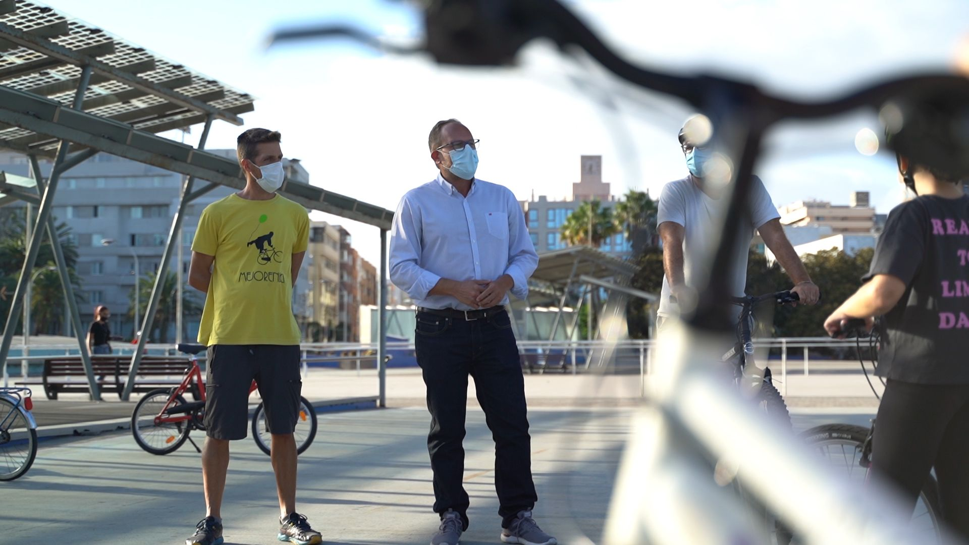 Curso para aprender a montar en bici