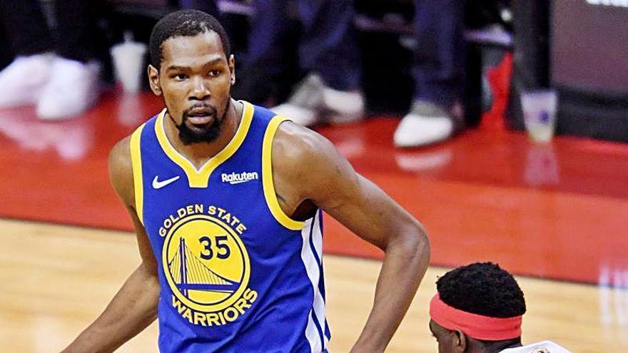 Kevin Durant, el culpable de desestabilizar a los Warriors