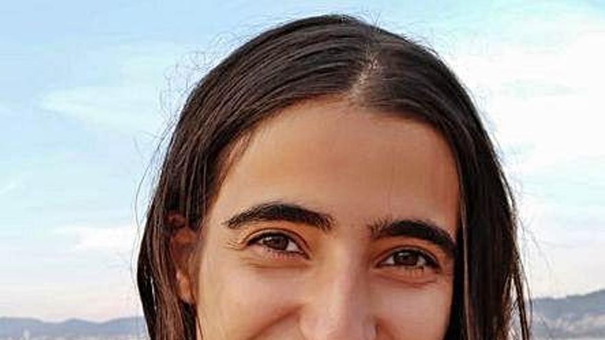 Un Bachillerato de diez para Ximena Sánchez