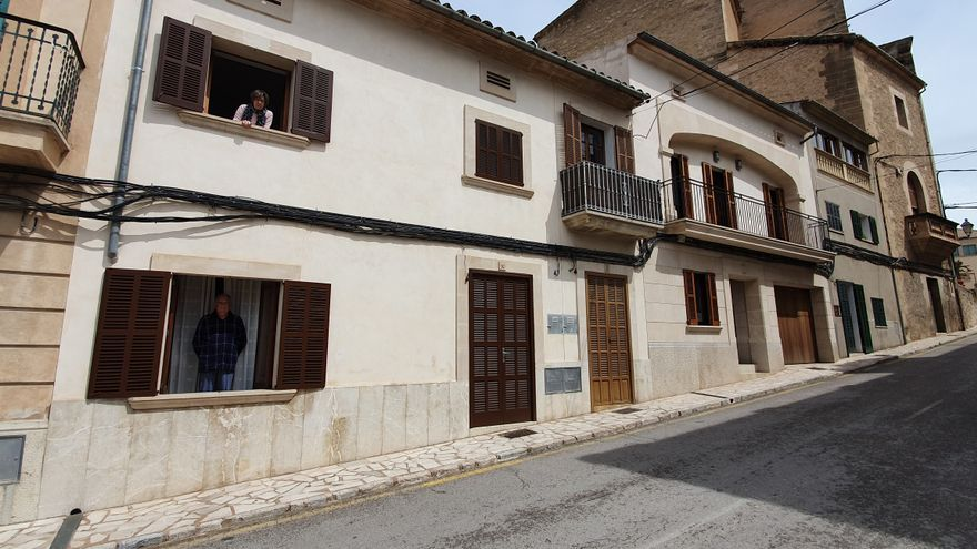 Sant Joan, Montuïri, Ariany y Palma, las zonas de Mallorca con más incidencia de coronavirus