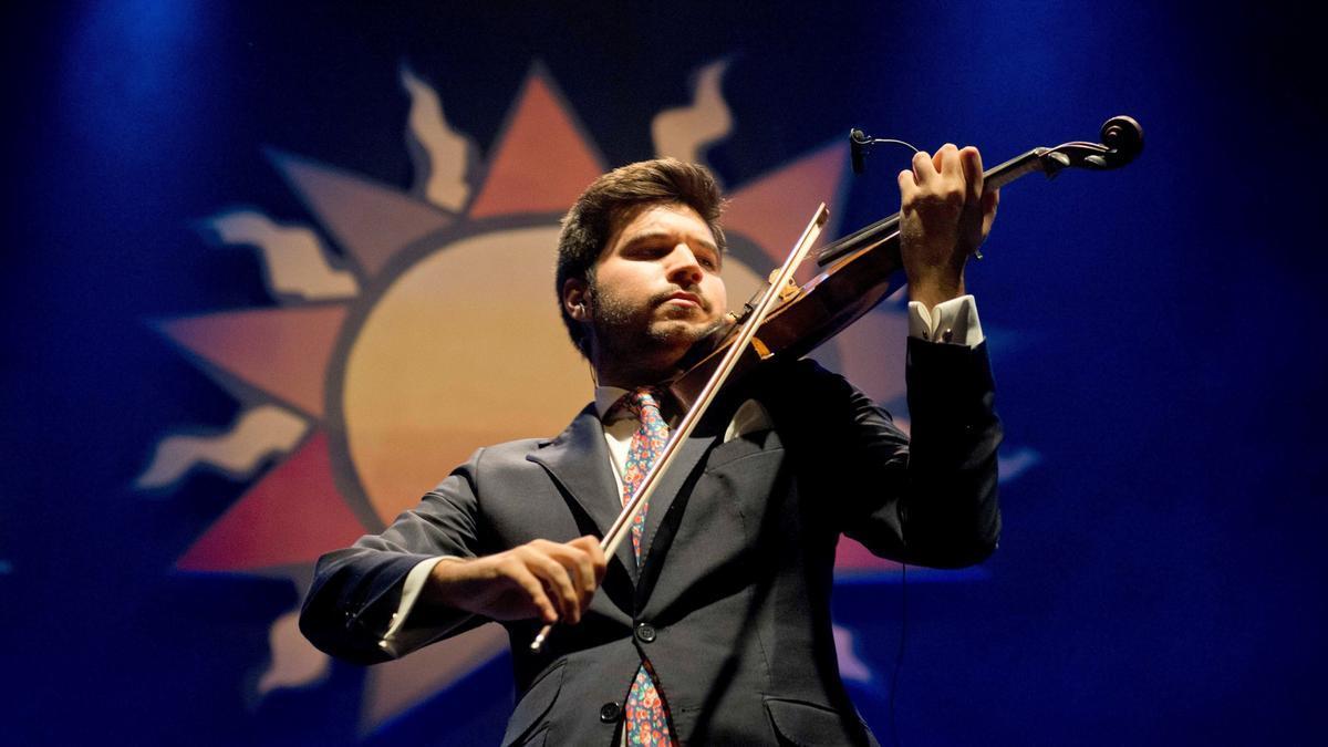 """Paco Montalvo reivindica el violín como el instrumento flamenco """"perfecto""""."""