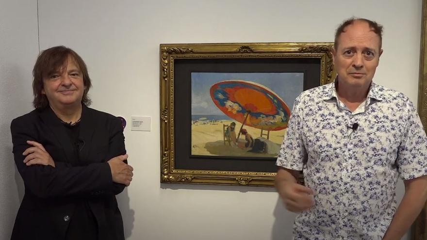 El Museu de l'Empordà celebra la diversitat en clau LGTBIQ+ participant a l'acció 'Miralls d'Art. Identitats infinites'