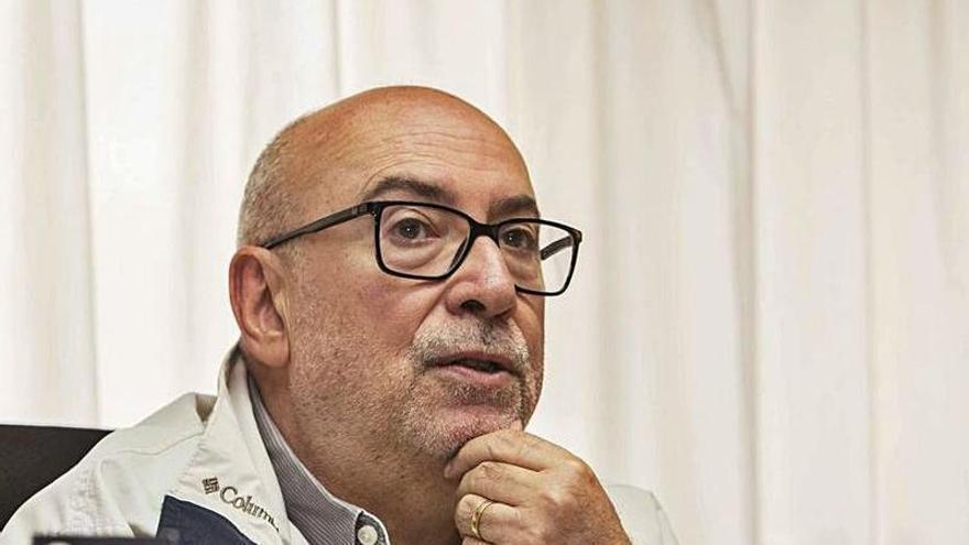 Manuel Alcaraz: «Las autonomías pueden aplicar medidas aunque cese el estado de alarma»