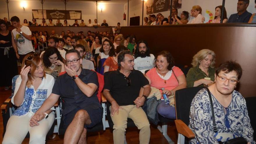 """Alberto San Juan clausura la edición más multitudinaria del """"Festiclown"""""""