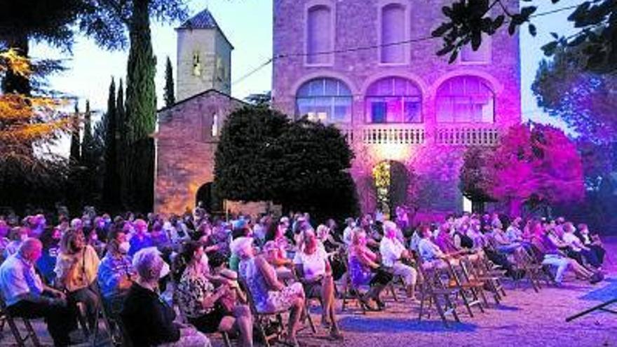 8è Cicle de concerts d'estiu al santuari de la Salut