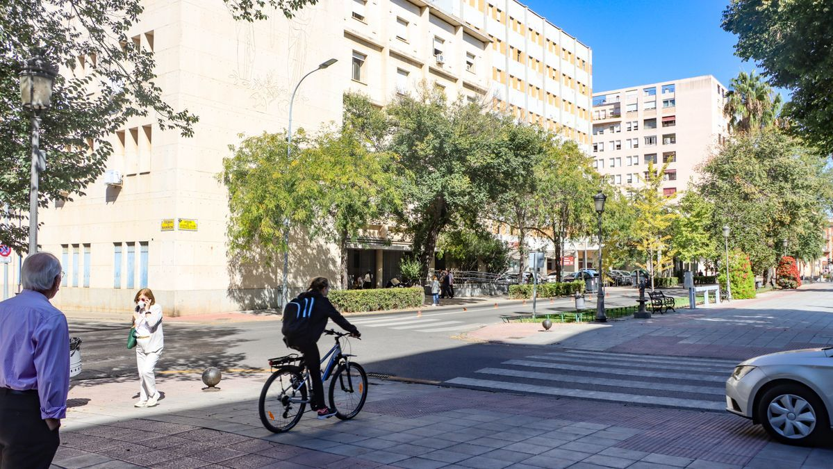 Audiencia Provincial de Badajoz.
