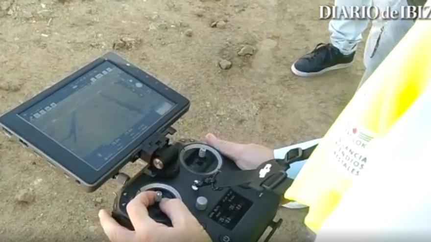 Lokímica, dron antimosquitos