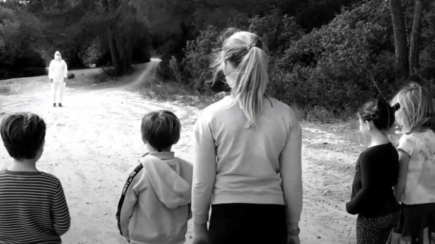 Mallorca-Auswanderer produzieren Musikvideo als Spendenaufruf