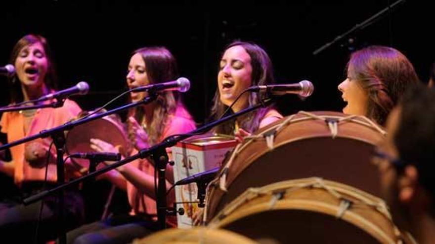 A XIX gala dos PREMIOS OPINIÓN da Música de Raíz celebrarase o 29 de setembro