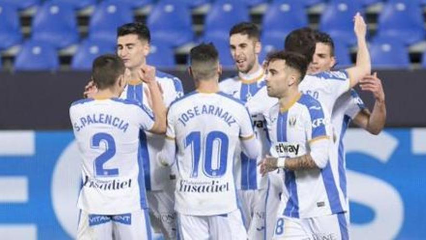 Todos los goles de la jornada 23 de Segunda: Garitano devuelve la fe al Leganés