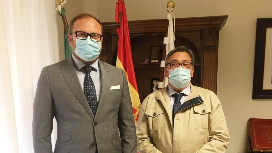 El Cónsul de Rumanía en Sevilla presta colaboración