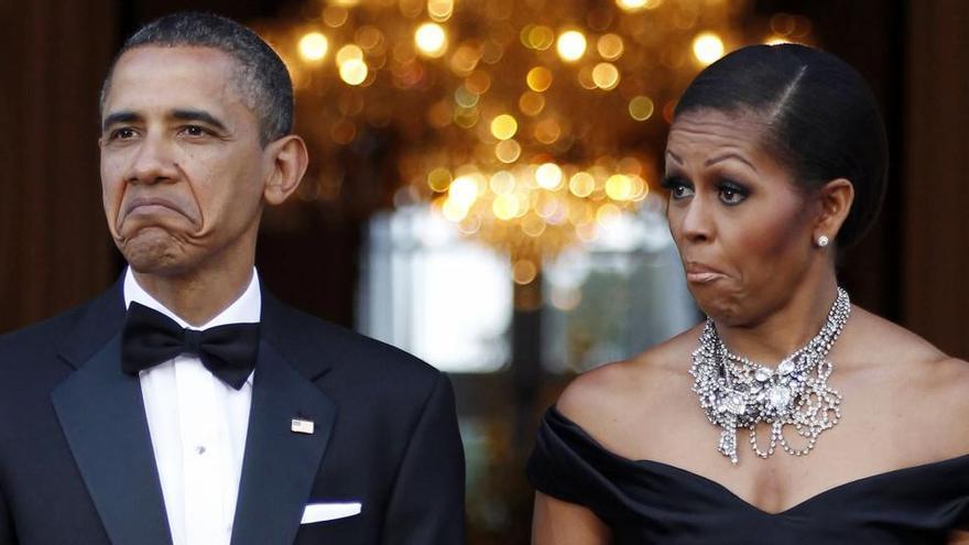 Els Obama, les persones més admirades del món