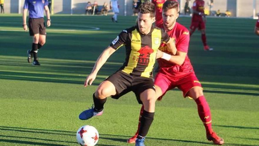 Exigente arranque para el Villarreal C en Sagunto en la temporada 2018-19