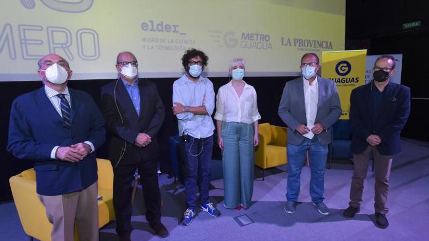 La MetroGuagua aspira a igualar al transporte de las grandes ciudades