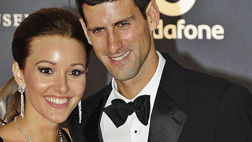 Pretendían arruinar a Djokovic con fotos de contenido sexual