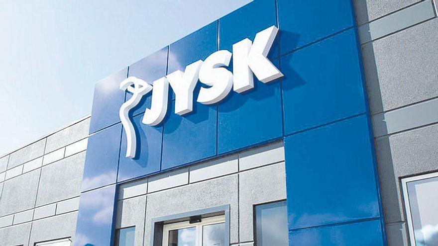 La tienda de decoración danesa JYSK llega al Parque Almenara de Lorca