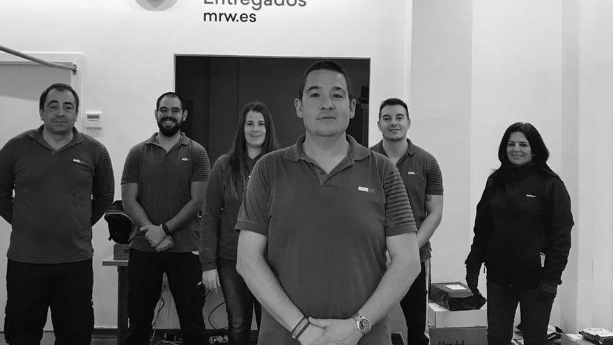 Juan Ángel Martínez / Franquiciado de MRW