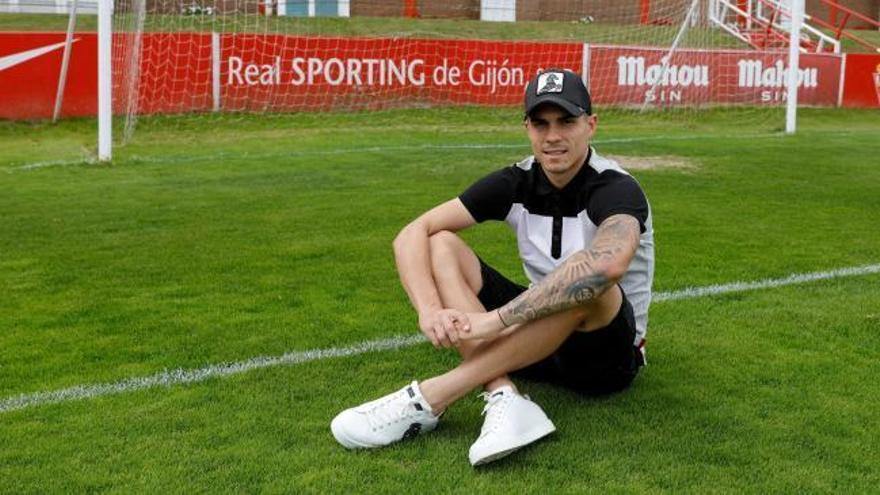 """Djurdjevic: """"Espero llegar a los 15 goles que me pidió José Alberto el año pasado"""""""