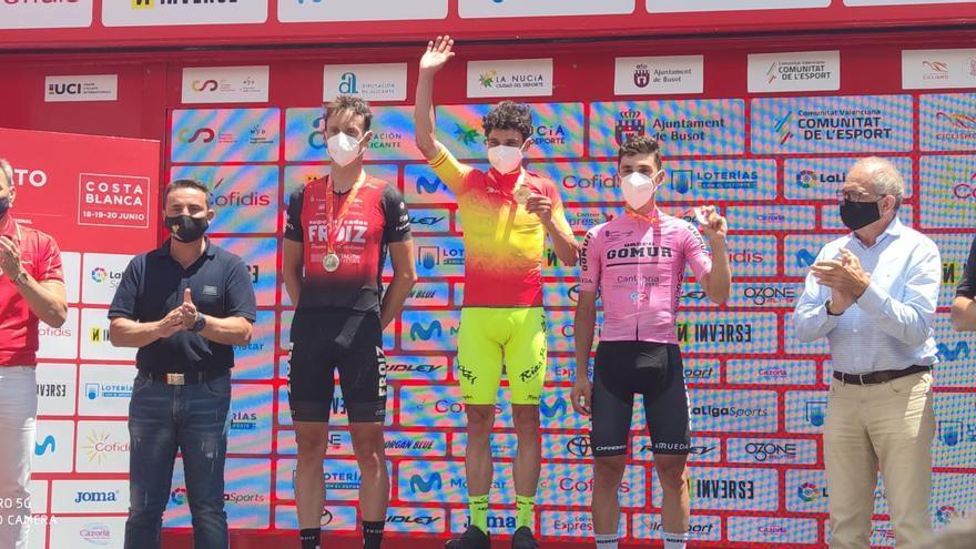 Benjamí Prades otorga al Vigo-Rías Baixas su primer título de Campeón de España