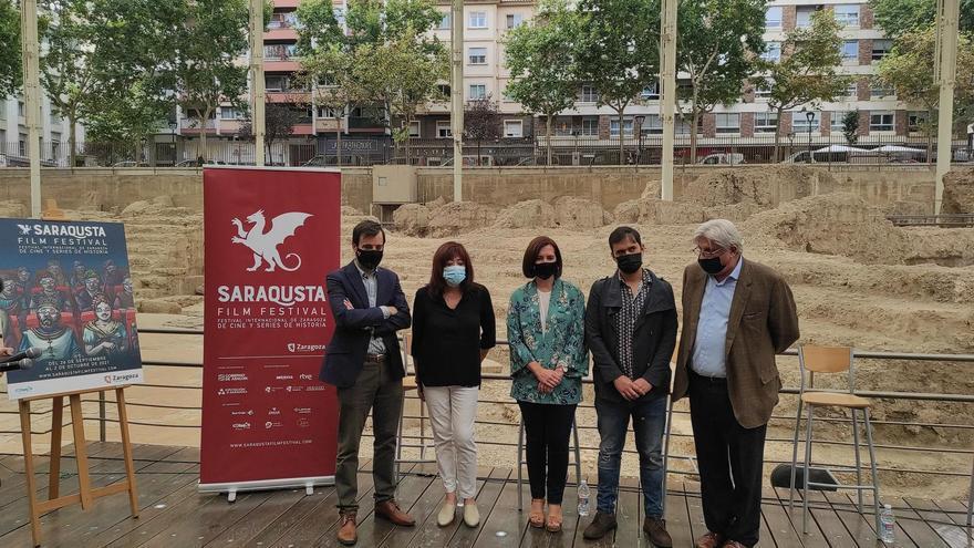 Zaragoza se llena de cine este otoño gracias a los Premios Feroz