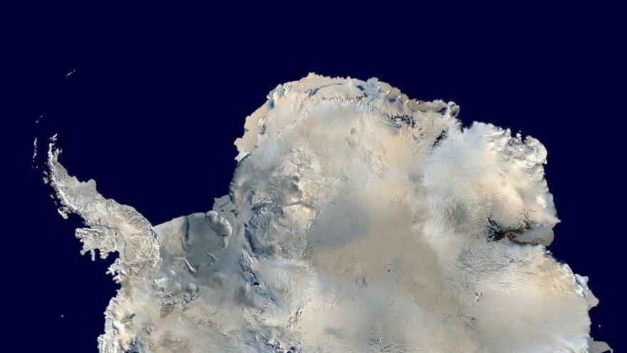 El deshielo de la Antártida amenaza con una subida del mar aún mayor