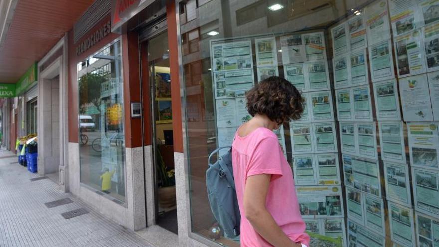 El precio de la vivienda de segunda mano cae un 0,7% en Asturias