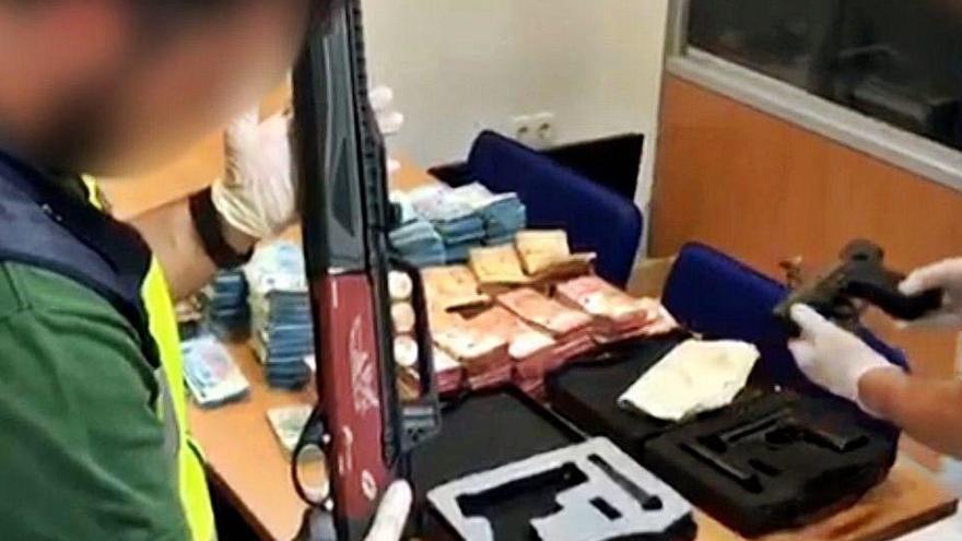 Un juzgado exculpa a tres guardias civiles de Calp de colaborar con una red de narcotráfico