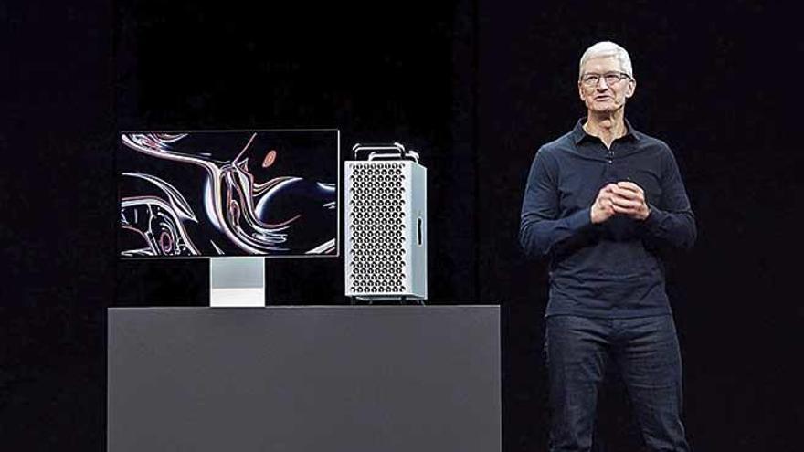 WWDC2019, el ordenador más potente del mundo no tendrá iTunes