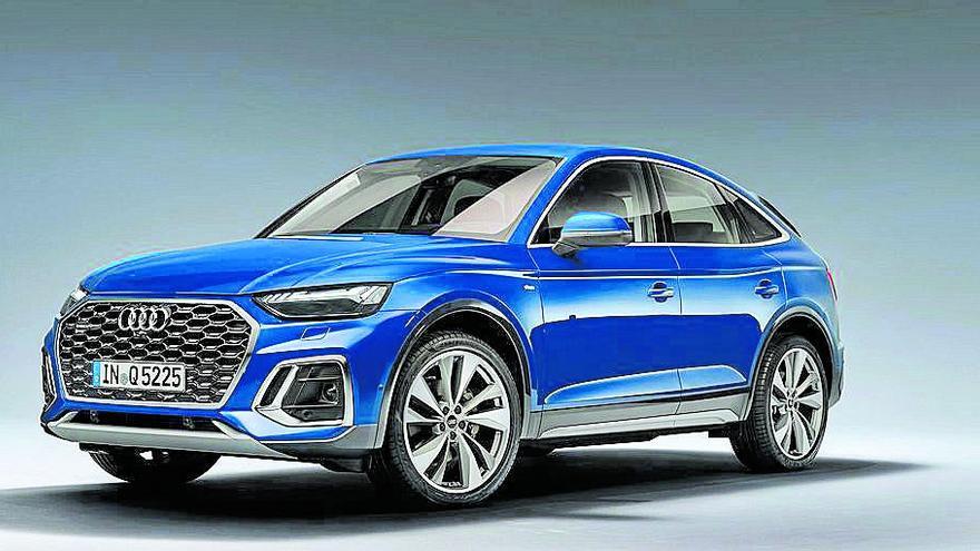 Audi Huertas Motor inicia la preventa del nuevo Q5 Sportback