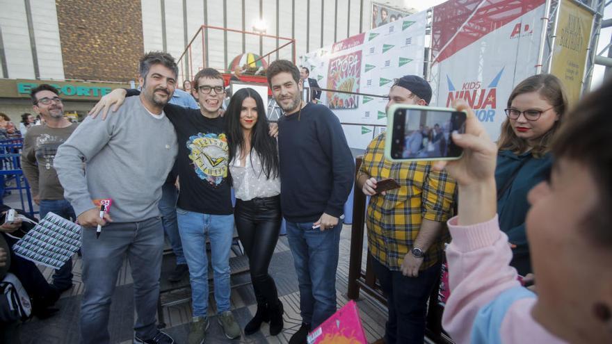 Estopa firma  su nuevo disco en València