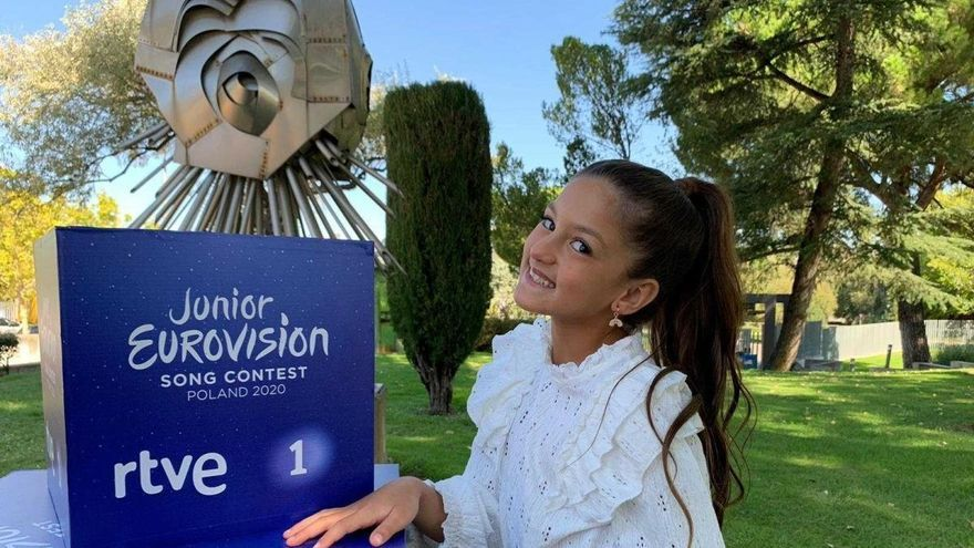 Soleá, sobrina de Farruquito, representará a España en Eurovision Junior
