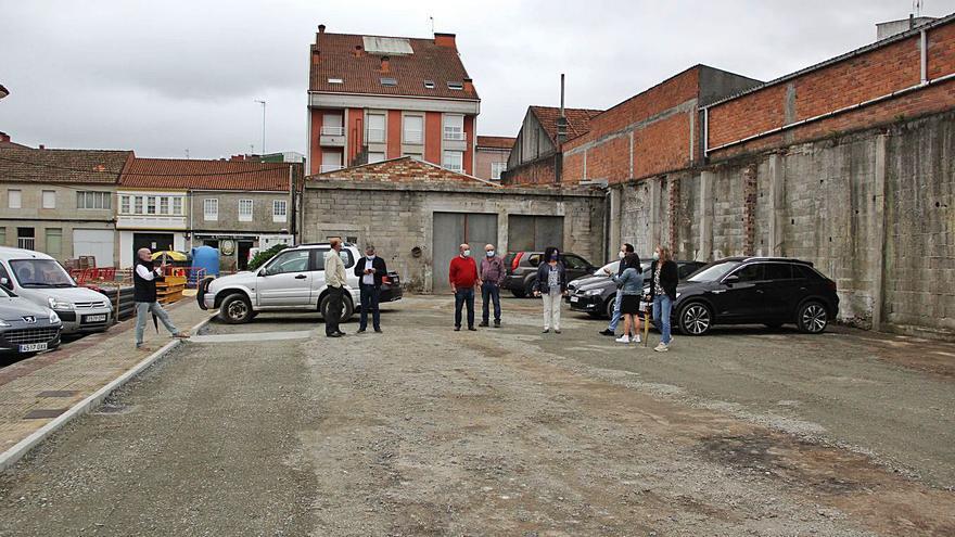 Silleda dispone de un centenar de nuevas plazas de estacionamiento