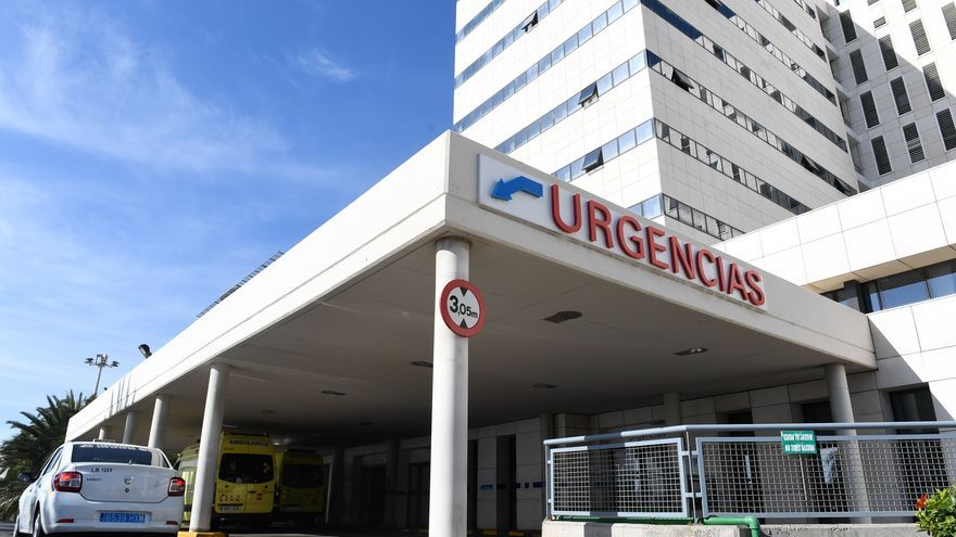 Intersindical Canaria anuncia movilizaciones si no se toman medidas para atajar los brotes del Hospital Insular