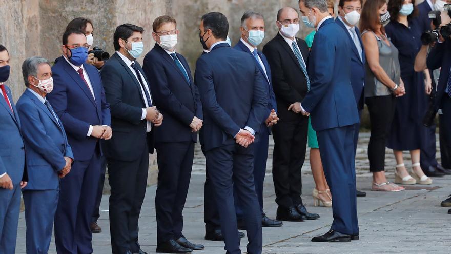 Las demandas de Puig a Sánchez: cogestionar los fondos de la UE y prolongar los ERTE en turismo