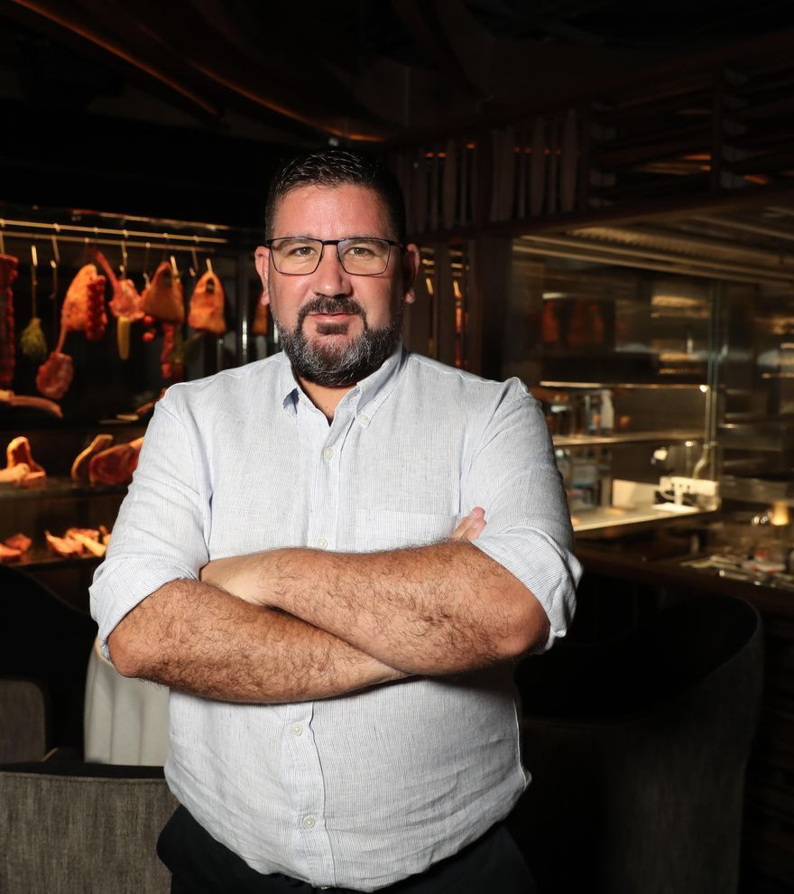 """Dani García: """"Podría estar creando marcas toda la vida"""""""