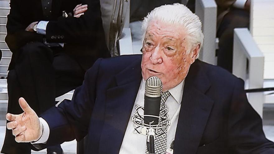 Fallece Macià Alavedra, mano derecha de Jordi Pujol