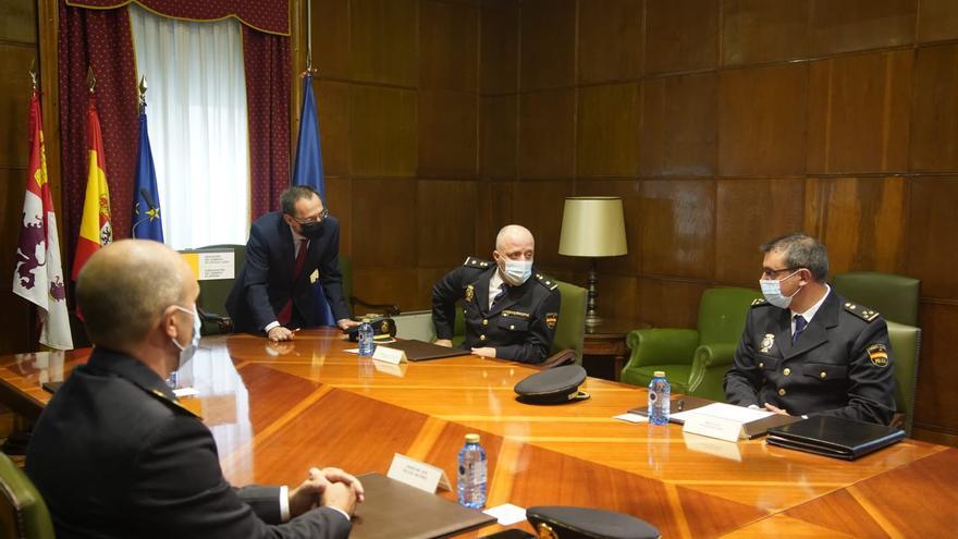 La Policía de Zamora, clave en la resolución de la Operación Bali