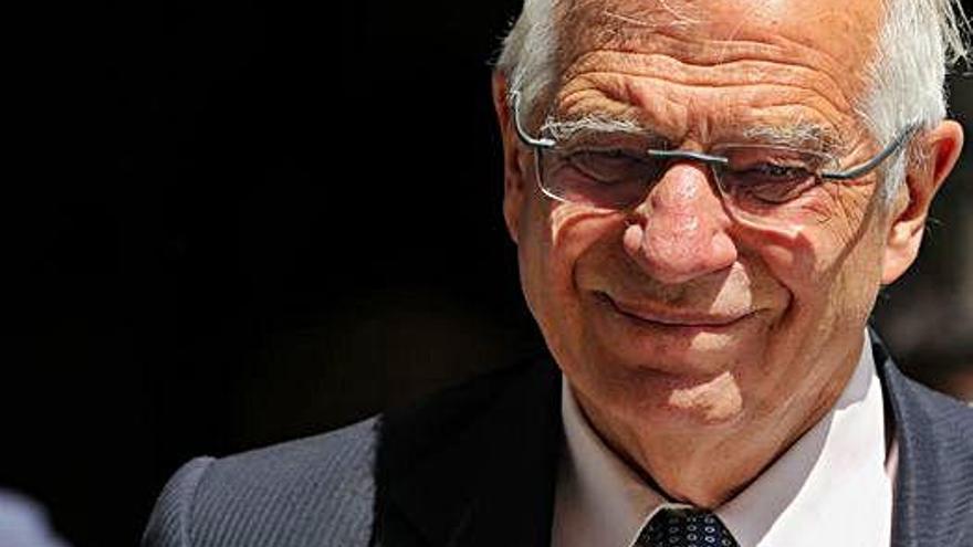 La UE nomena Borrell alt representant de Política Exterior de la Unió