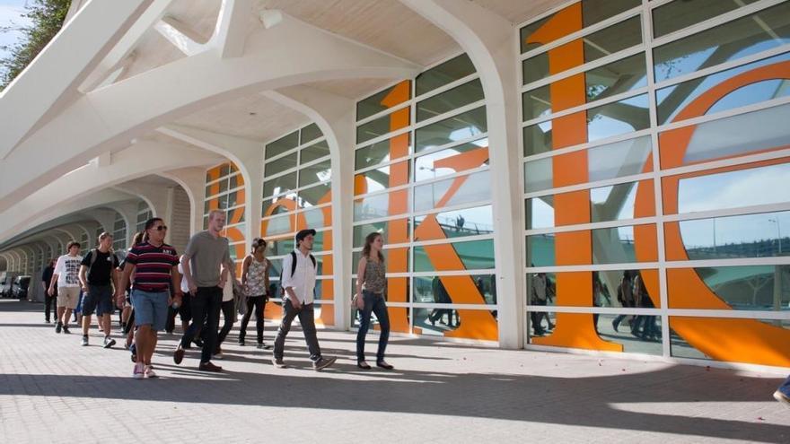 Berklee pide prorrogar su estancia en Les Arts durante al menos 25 años más